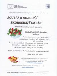 Soutěž o nejlepší skorošický salát